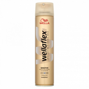 Wellaflex Sensitive lak na vlasy 250 ml