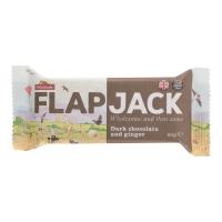 WHOLEBAKE Flapjack ovsený čokoláda so zázvorom bezlepkový 80 g