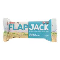 WHOLEBAKE Flapjack ovsený kešu-kokos bezlepkový 80 g