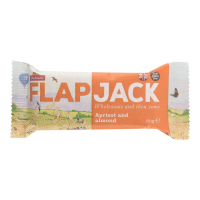 WHOLEBAKE Flapjack ovsený marhuľa-mandle bezlepkový 80 g