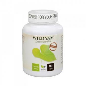 Wild Yam Premium 90 kapsúl