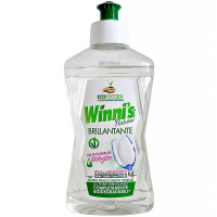 WINNI´S Brillantante – hypoalergénne leštidlo do umývačky riadu 250 ml
