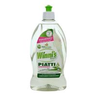 WINNI´S Piatti Aloe Vera – hypoalergénny umývací prostriedok na riad 500 ml