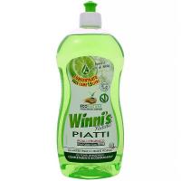 WINNI´S Piatti Lime – hypoalergénny umývací prostriedok na riad 750 ml