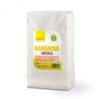 WOLFBERRY Banánová múka zo žltých banánov 1000 g