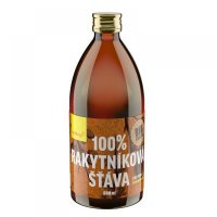 WOLFBERRY Rakytníková šťava BIO 500 ml