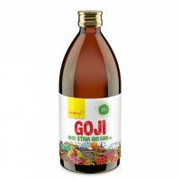 WOLFBERRY Goji šťava 500 ml BIO