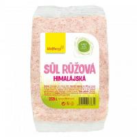 WOLFBERRY Himalájska soľ ružová jemná 250 g