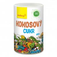 WOLFBERRY Kokosový cukor 600 g BIO