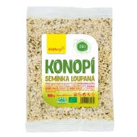 WOLFBERRY Konopné semienko lúpané 100 g BIO