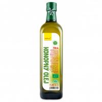 WOLFBERRY Konopný olej 750 ml BIO