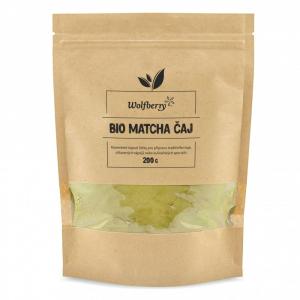 WOLFBERRY Matcha tea BIO 200 g