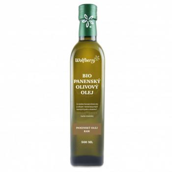 WOLFBERRY Olivový olej panenský BIO 500 ml