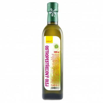 WOLFBERRY Pestrecový olej 500 ml