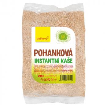 WOLFBERRY Pohánková kaša 200 g