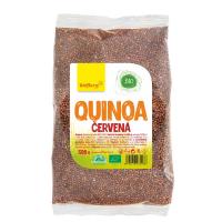WOLFBERRY Quinoa červená 500 g BIO