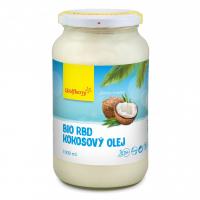 WOLFBERRY RBD Kokosový olej 1000 ml BIO