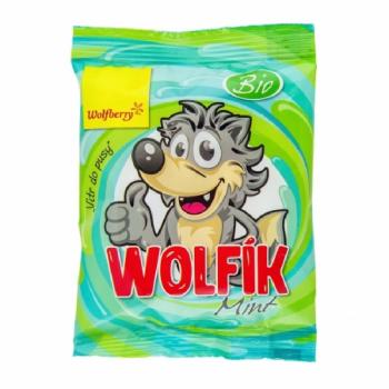 WOLFBERRY Wolfík Mint 85 g BIO