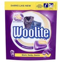 Woolite Black, Darks, Denim Gélové kapsuly 28 kusov