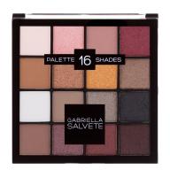 GABRIELLA SALVETE Palette 16 Shades očný tieň 20,8 g 02 Pink
