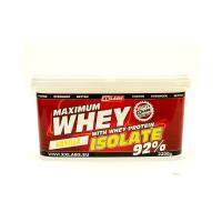 XXLABS Maximum Whey Protein Isolate vanilkový 2200 g