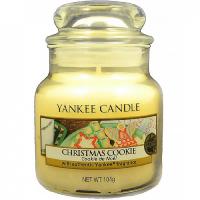 YANKEE CANDLE Classic malý Sviečka 104 g, Vôňa: Christmas Cookie
