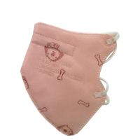 YFY Detský respirátor FFP2 NR ružový 10 kusov