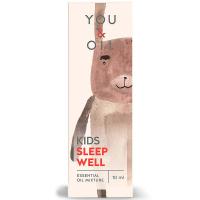 YOU & OIL Kids Bioaktívna zmes pre deti Pokojný spánok 10 ml
