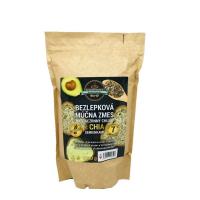 ŽBP Bezlepková múčna zmes na viaczrnný chlieb s CHIA semienkami 1000 g