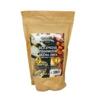 ŽBP Bezlepková pohánková múčna zmes na hnedý chlieb 1000 g