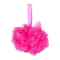 GABRIELLA SALVETE Body care sieťovaná masážna špongia ružová 1 kus