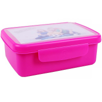 ZDRAVÁ DESIATA Komplet box FLUO fialová 807