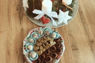 Zdravé varenie: Bezlepkové vianočné pečivo