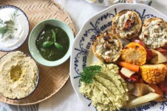 Zdravé varenie: Košíčky s lososom a kôprom