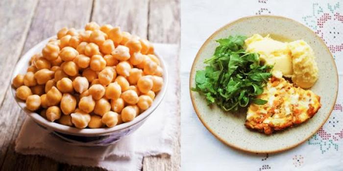 Zdravé varenie: Zapečený cícer s kari