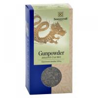Zelený čaj Gunpowder bio sypaný 100g