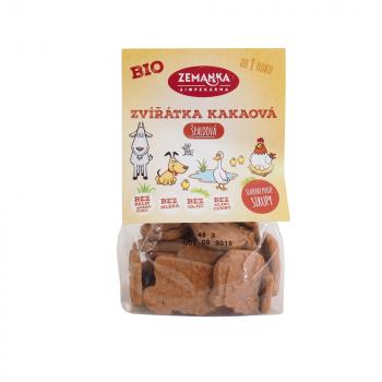 Špaldová zvieratka kakaová 100 g