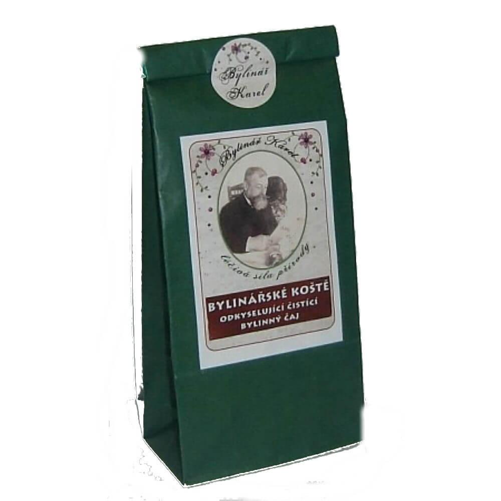 Bylinkárska metla odkyselující čistiaci bylinný čaj 50 g
