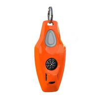 ZEROBUGS Plus Ultrazvukový odpudzovač kliešťov a bĺch pre ľudí Oranžový