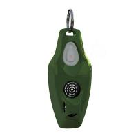ZEROBUGS Plus Ultrazvukový odpudzovač kliešťov a bĺch pre ľudí Zelený