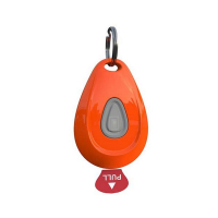 ZEROBUGS Ultrazvukový odpudzovač kliešťov a bĺch, oranžový