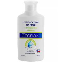 2 ks ZITENAX Hygienický gél na ruky 250 ml =  DOPRAVA ZADARMO
