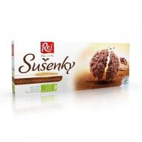 Ražné sušienky celozrnné kakaové 6ks