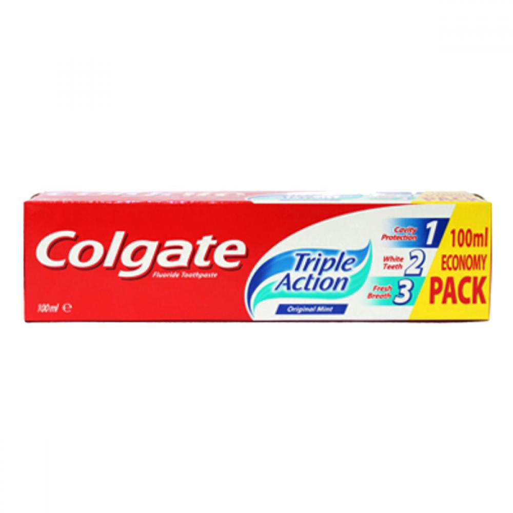 COLGATE Zubná pasta 100 ml Triple Action