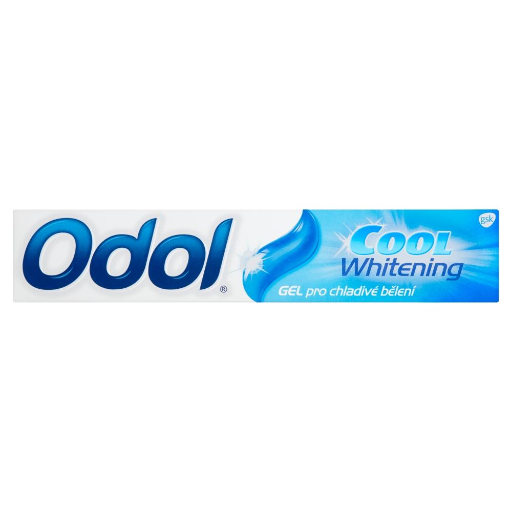 Zubná pasta ODOL Cool Whitening gél 75ml